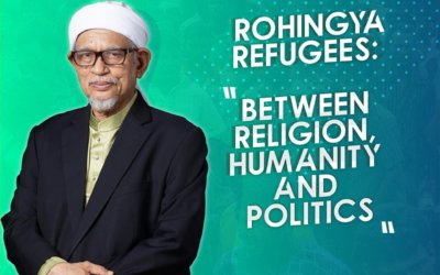 ROHINGYA REFUGEES: BETWEEN RELIGION, HUMANITY AND POLITICS